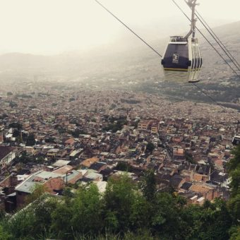 My Sixth Month in South America
