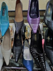 Pointy ladies' shoes for sale